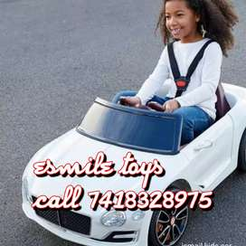 Mercedes Benz rideon toy car with rechargeable battery