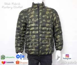 Jaket Army PULL & BEAR