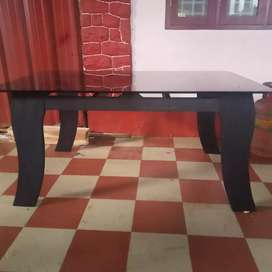 Dinning table new wooden 5*6