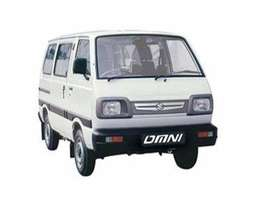 New Maruti Omni for sale
