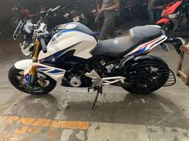 New BMW G310R (signature color) for sale