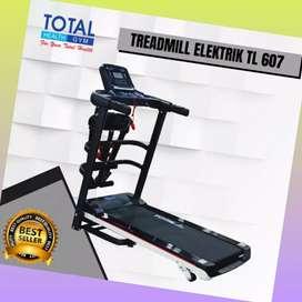 jual treadmill elektrik motorizer TL-607 MG-088 electric tredmil