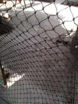 Jaring pagar kandang
