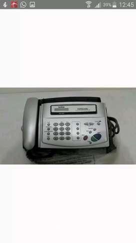 Mesin fax Brother