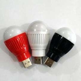 5W 5 Watt USB LED Bulb Light Lamp Lampu Emergency Darurat