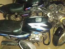 Bajaj CT 100 for sale, well maintained.