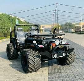 Rahul jeep modified- Best jeep Maker