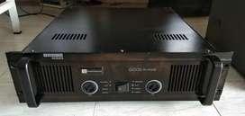 Martin roland stereo power amplifier
