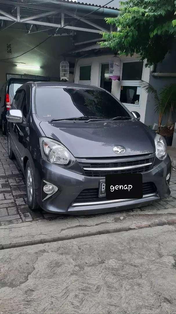 Toyota Agya G AT 2016 0