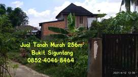 Tanah Murah di kota Palembang dekat UNSRI