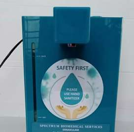 Touch free hand sanitizer dispenser for Sale