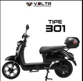 Sepeda Listrik Volta 301 Bisa Kredit Tanpa CC By Homecredit