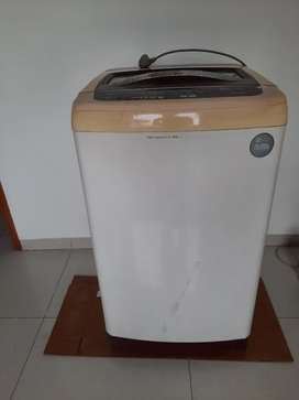 Used fully automatic washing machine