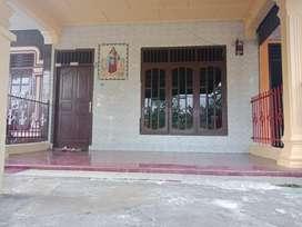 Rumah Kontrakan yang bersih dan nyaman