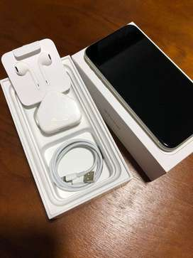 i-phone 11 (White) color at good condition all models are available (