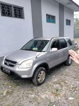Honda CRV 2.0 Gen 2 Plat AA Magelang