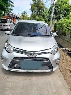 Toyota calya matic th.2016