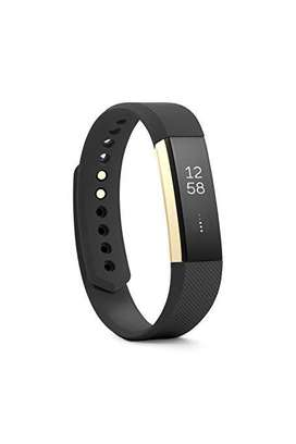 Brand Fitbit Alta Wristband in Gold Series Very Beautiful