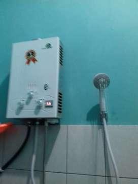 Water Heater Gas # Mandi Air Hangat Joss