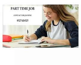 Home base part time job for handwriting work