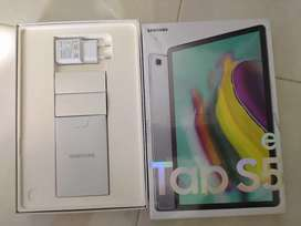 Dijual, Samsung Tab S5e second.