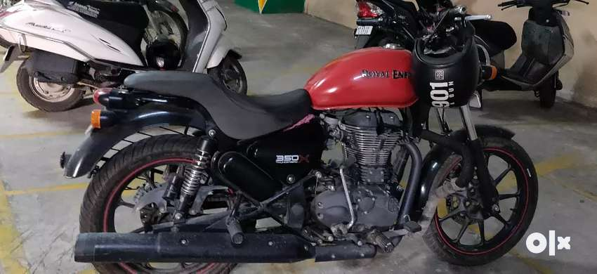Thunderbird 350x single owner 0