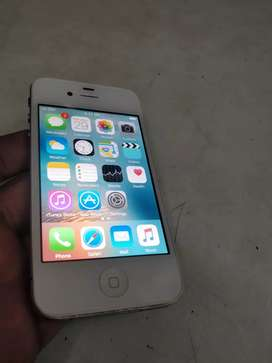 Apple I phone 4S 16gb charger only good condition