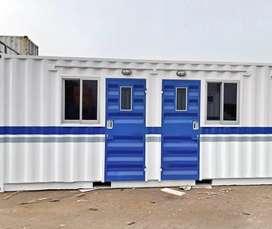 Container Kontainer Bekas dan Modifikasi Office