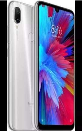Redmi note 7s new mobile
