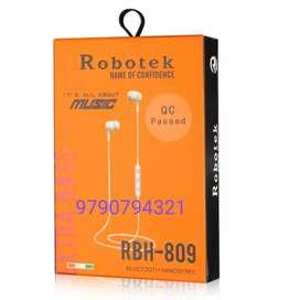 Robotek RBH-809 Bluetooth headset new pack