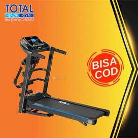 treadmill elektrik tl 619  treadmil 2 hp total COD Cilacap
