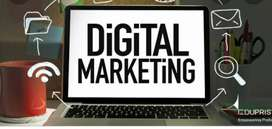 Hi we are looking for a digital marketing candidate