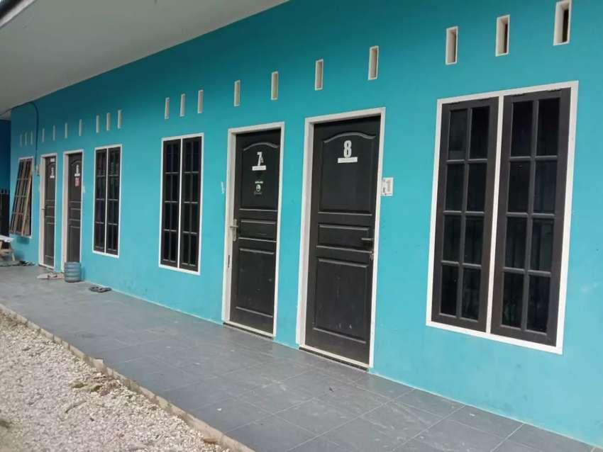 Dijual cepat rumah kos 9 kamar di Jl Sudara dekat UIN 0