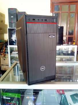 Pc intel core i5 2400/ram 4gb/hdd 500gb/casing new