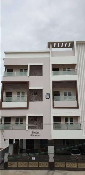 (2BHK)Brand New Semi-Luxurious Flats for Rent, Jai Nagar 3rd Street