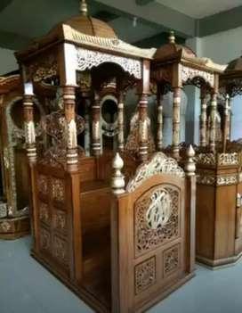 mimbar masjid kubah model sekarang jati 02
