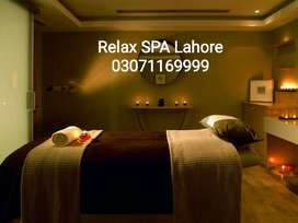 Relax Spa and Saloon Lahore