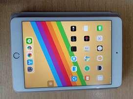 Ipad Mini 5 64Gb Wifi Only Gold Fullset Good Condition
