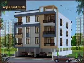 3 BHK Park facing flat in gandhipath west Vaishali Nagar Jaipur