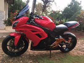 Er6 f / Ninja 650cc er6f Kawasaki moge