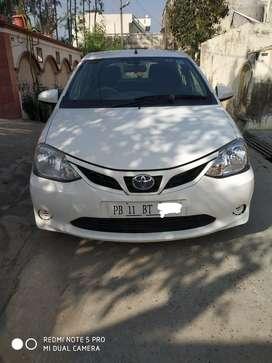 Toyota Etios Liva GD, 2015, Diesel