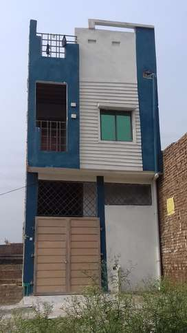 2.25  marla house for sale in shaheen colony baragate near pesh. Cantt