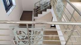 ARCHITECT DESIGNED 2100 SQFT BRAND NEW VILLA FOR SALE IN THRISSUR TOWN
