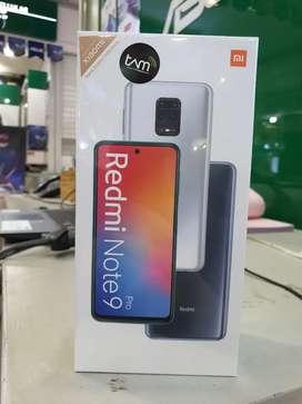 Redmi note 9 pro 8/128gb new tam