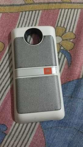 Moto z series ( JBL Speaker)