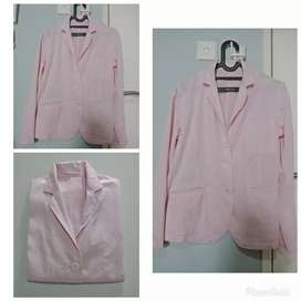 preloved outer Pink freesize
