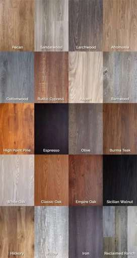 Wooden floor/ vinyle /pvc for office,house etc