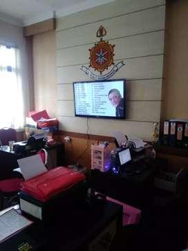 BRACKET LED TV+PASANG NY