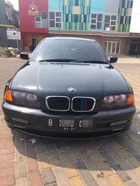Jual BMW 318i e46 m43