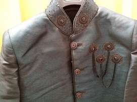 Edenrobe: Sherwani with Trouser, Indian Style